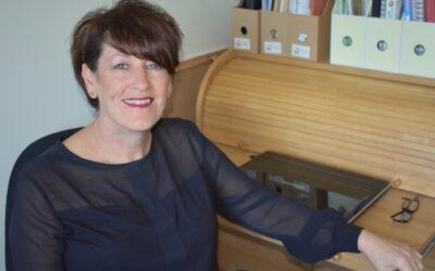 Diane Mayhew being interviewed by Julia Hartley – Brewer for Talk Radio