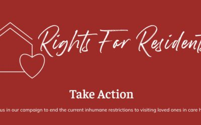 Survey Results – Regarding visiting rights in Care Homes and Residential Homes. – May 2021