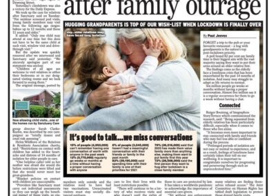 Kids allowed! Care home chiefs' U-turn after family outrage Daily Express – Giles Sheldrick
