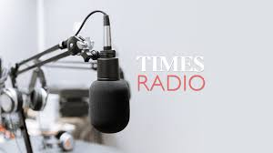 Times Radio with Michael Portillo interviewing Diane Mayhew and Ruthie Henshall