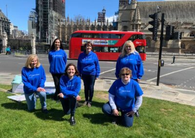 The Incredible 6 delivering our Petition – see it all in pictures