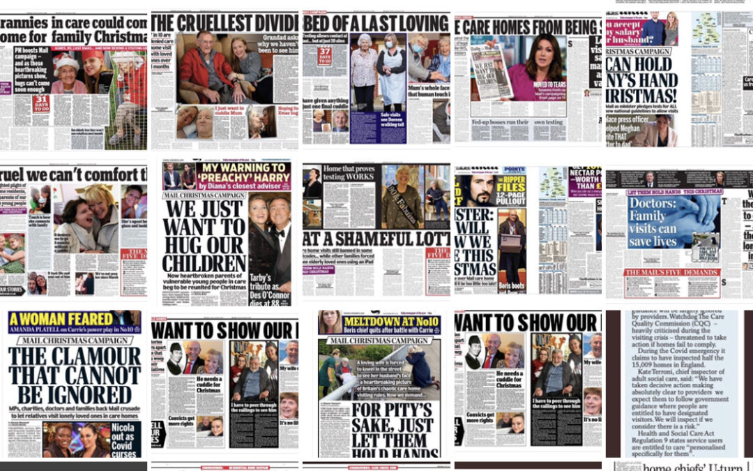Just look at the headlines Jenny and Diane have created over the last 10 months