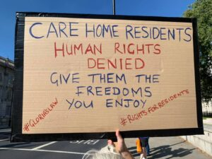 Human Rights denied, give them the freedoms YOU enjoy